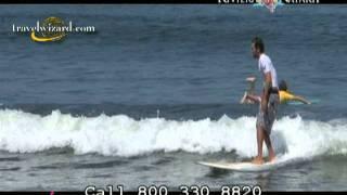 Sayulita Riviera Nayarit Mexico Vacation Attractions Video