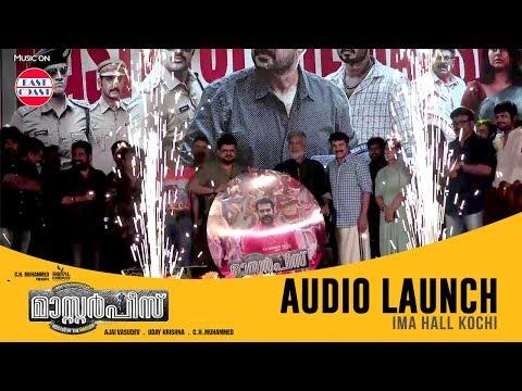 Masterpiece Audio Launch exclusive |...