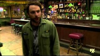 "It's Always Sunny in Philadelphia -  Charlie calls Sweet Dee ""bitch"""