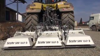 Compaction Technology | Plate Compactor SVB 160-3 from Stehr [EN]