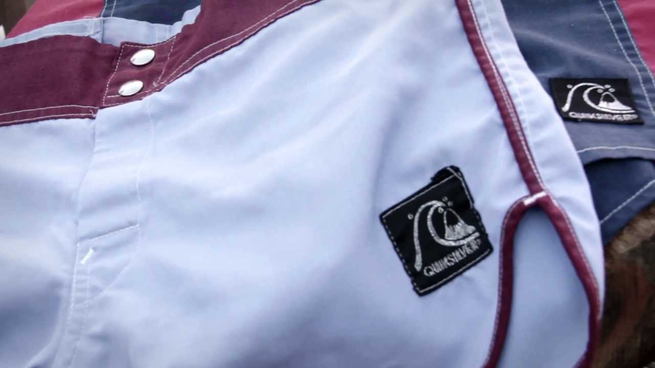 Behind Quiksilver Scallop The Seams; Boardshorts Original T1J3KluFc