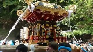 安房神社1300年祭:布良崎神社の神輿入祭 H30aw08 thumbnail