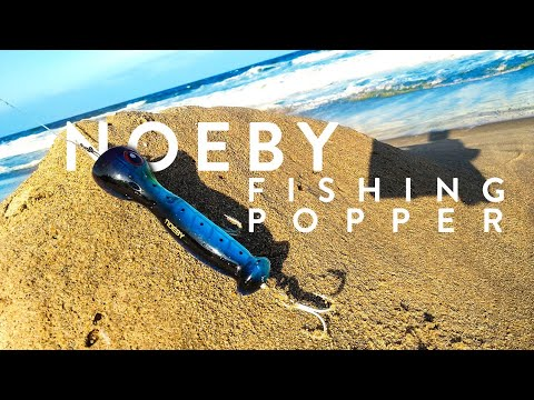 Best Fishing Popper Review | GT Popper | Noeby Lure | Latest 2018 | Aliexpress Fishing Tackle Review