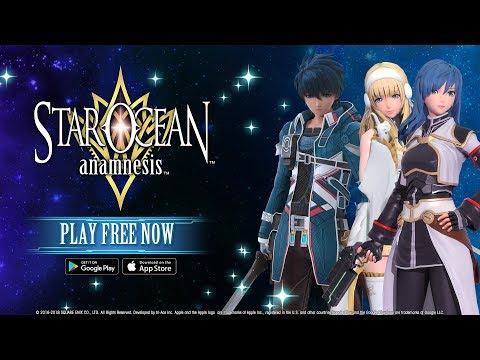 STAR OCEAN: ANAMNESIS Official Trailer