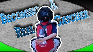 LEARNING TO PLAY CATCHER FOR KID PITCH (9U BASEBALL)
