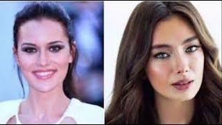 Gambar cover ¿Quién es la actriz más hermosa, Neslihan Atagul & Fahriye Evcen?