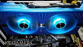 AMD Ryzen 5 2600 msi B450M MORTAR 16GB Samsung 860 EVO Radeon RX580 NITRO+ Gaming RIG 2019