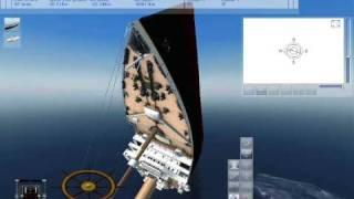 """""""Raising The Titanic"""" in Ship Simulator 2008"""