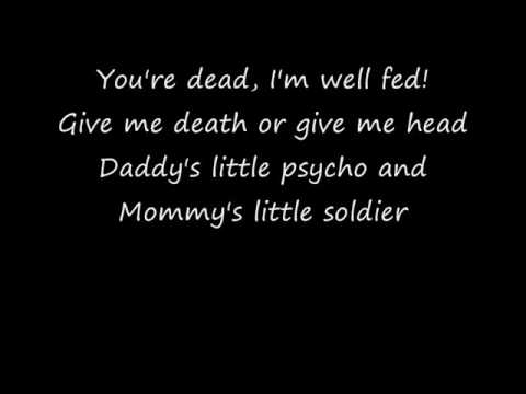 Green Day - Bang Bang lyrics