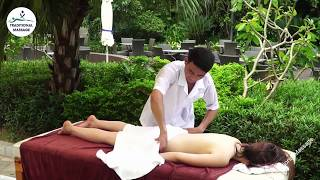 Benefit of Outdoor Massage and Relax - Japanese Massage