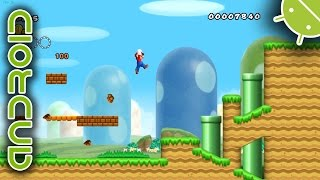 New Super Mario Bros. Wii | NVIDIA SHIELD Android TV (2015) | Dolphin [1080p] | Nintendo Wii