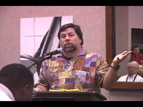 "Apple Co-Founder Steve ""Woz"" Wozniak Talks About the Early Days Before Apple"