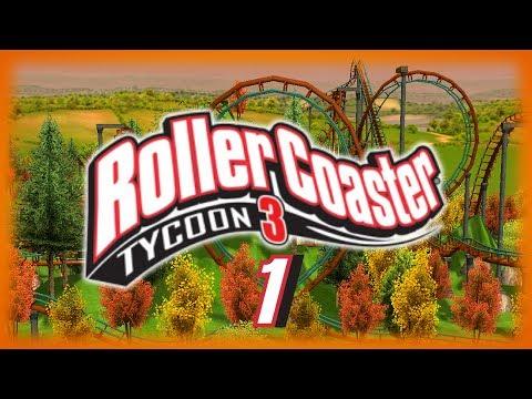 RollerCoaster Tycoon 3 Sandbox - Episode 1 |