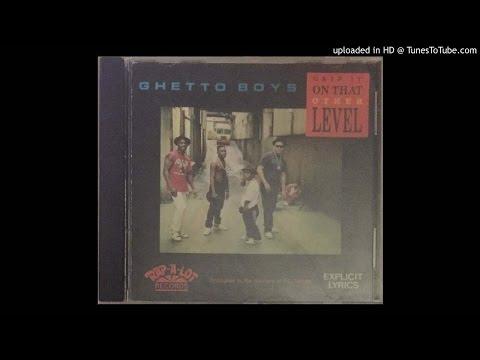 Ghetto Boys - Gangster Of Love (Steve Miller Version 1)