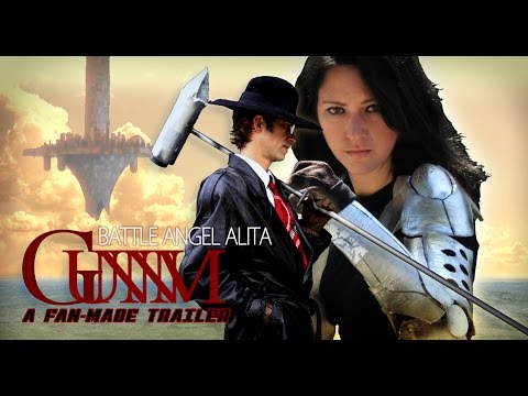 Battle Angel Alita Fan-Made trailer