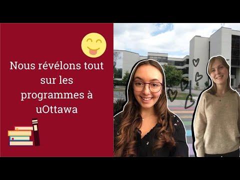 Les programmes à uOttawa | uOttawa Future