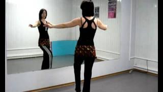 """Восточные танцы - Урок 1 - """"Сброс"""""""