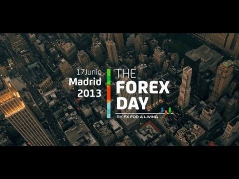 The Forex Day. Madrid 17 de Junio
