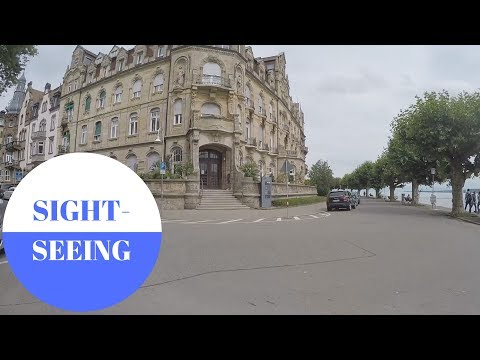 SIGHTSEEING: Konstanz am Bodensee in GERMANY