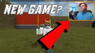 I MADE MY OWN ROBLOX GAME (LINK IN DESC)-Roblox
