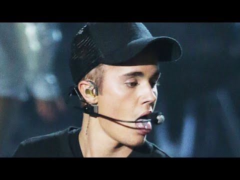 Justin Bieber What Do You Mean MTV VMAs From The Crowd