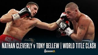 Nathan Cleverly v Tony Bellew 1 (Full Fight) | WBO World Light Heavyweight Title | 2011 Grudge Match