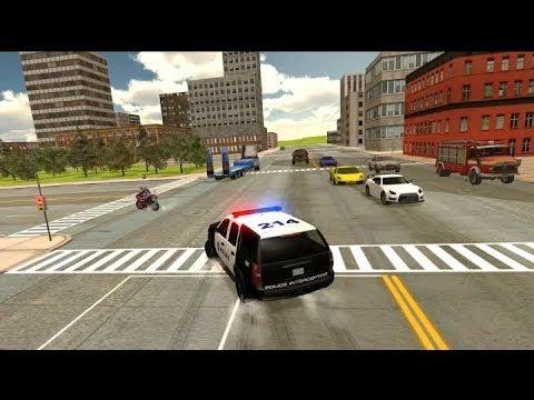 3D COP ПОЛИЦЕЙСКИЙ МАШИНА СИМУЛЯТОР ИГРА НА АНДРОИД ОБЗОР Cop Duty Police Car Simulator