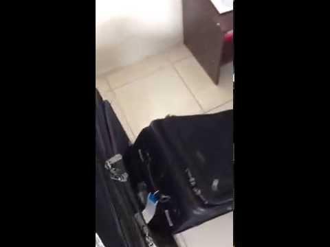Stackable Luggage Prototype
