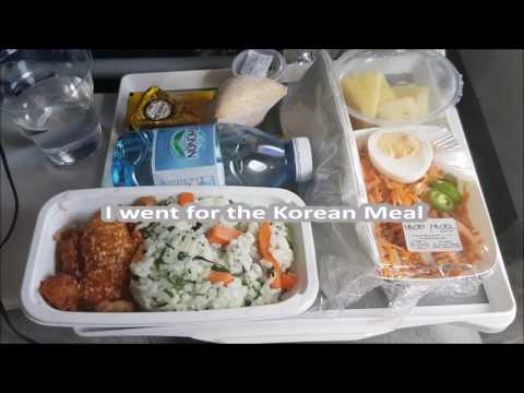 Air France 777-300ER - Paris to Seoul Incheon - Economy Class - Flight Review