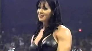 wwf raw is war 18 9 2000 chyna vs rikishi