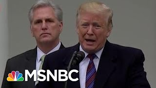 Fact-Checking President Donald Trump's Lies As Shutdown Enters Third Week | Morning Joe | MSNBC