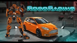 Robo Racing Full Gameplay Walkthrough
