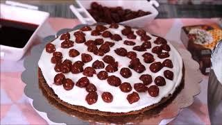 vişneli pastanın en güzel hali bu şekilde bence sizde kesinlikle denemelisiniz