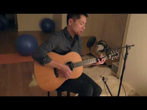 Grace Cathedral Park   Red House Painters Cover by Len