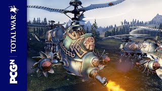 The making of Total War: Warhammer's Gyrocopter