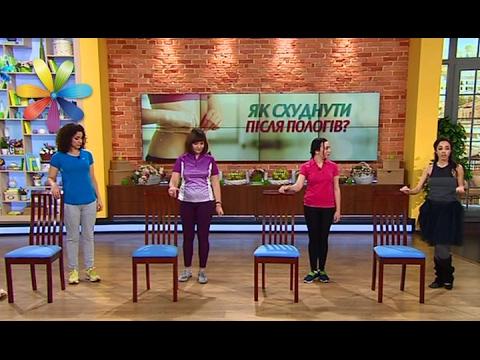 Как похудеть после родов? Метод похудения от балерины – Все буде добре. Выпуск 962 от 07.02.17