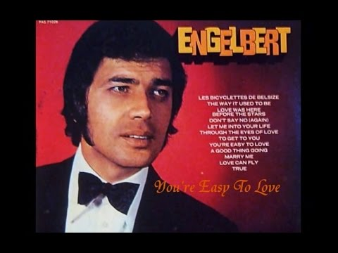 Engelbert Humperdinck - How I Love You MP3 Download and Lyrics