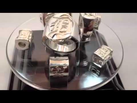 Detroit D Jewelry