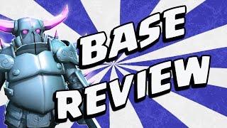 Clash of Clans BASE REVIEW #18 - IL TUO VILLAGGIO