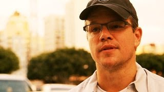 Years of Living Dangerously: Why I Care - Matt Damon
