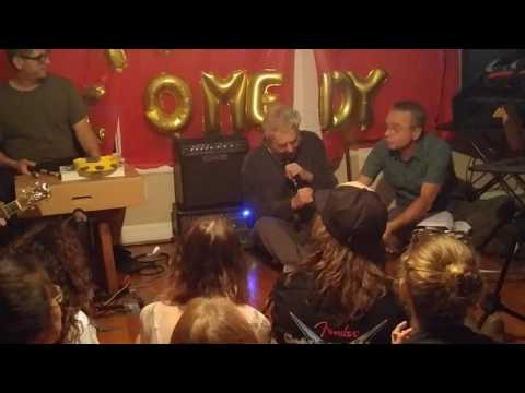Daniel Johnston - 1/3 - Houston @ House Party Comedy (6/18/2016)