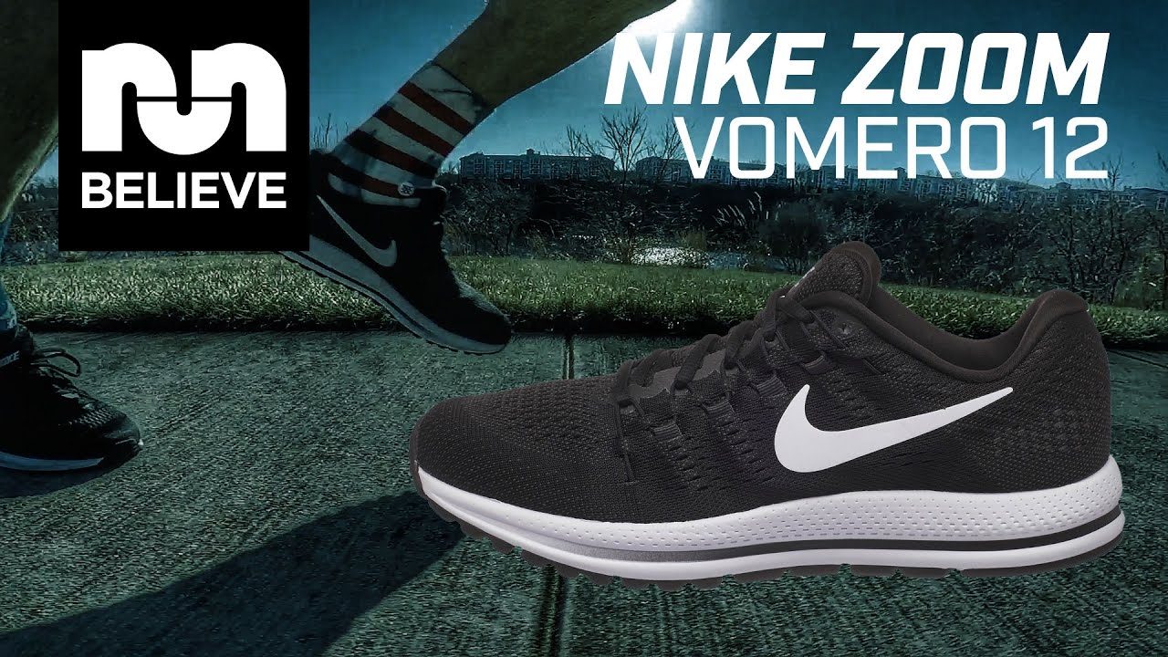 93ae04eb35d Nike Zoom Vomero 12 Performance Review - YouTube