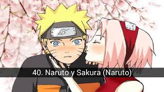 TOP 56 Parejas Anime más tiernas