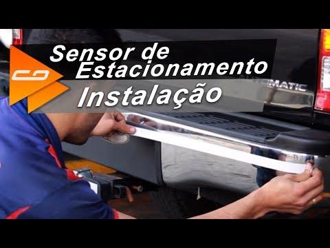 Como faz a instalação de um sensor de estacionamento - Connect Parts