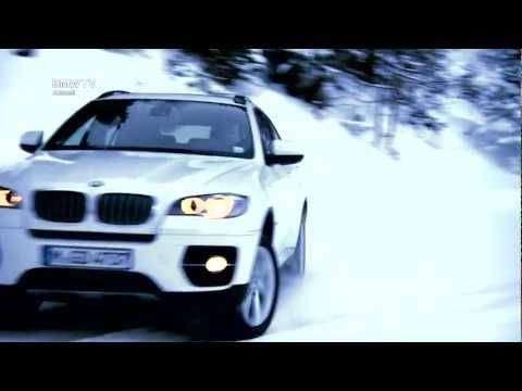 Unterwegs mit BMW xDrive.