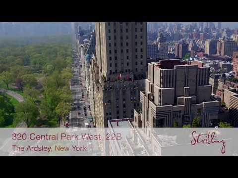 320 Central Park West 22B, New York, NY, Stribling
