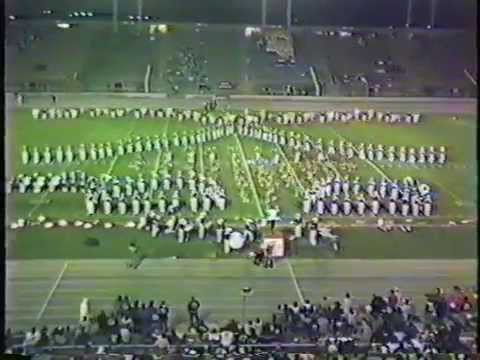 Shikellamy Marching Braves (1985 Pennsylvania State Championships)