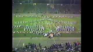 Shikellamy Marching Braves (1985 Pennsylvania State Championships)