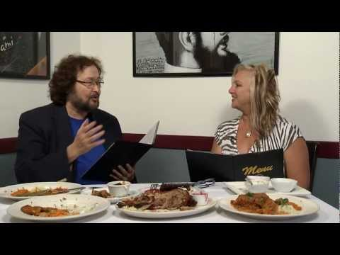 """Let's Dine Out"" TV Show presents Warszawa Polish Restaurant in Santa Monica"