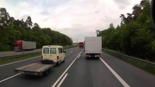 Сколько зарабатывает водитель - дальнобойщик в Европе (без опыта в том числе).  №4